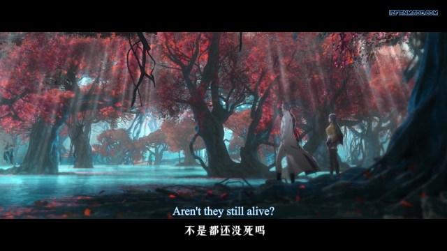 Min Diao Ju Yi Wen Lu - Bureau of Paranormal Investigation ( chinese anime donghua ) episode 05 english sub