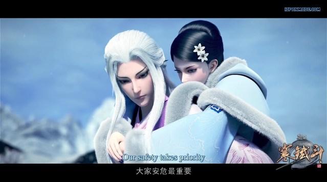 Mu Wang Zhi Wang Han Tie Dou - Great King of the Grave Season 2 (chinese anime donghua ) episode 17 ( ep37 ) english sub