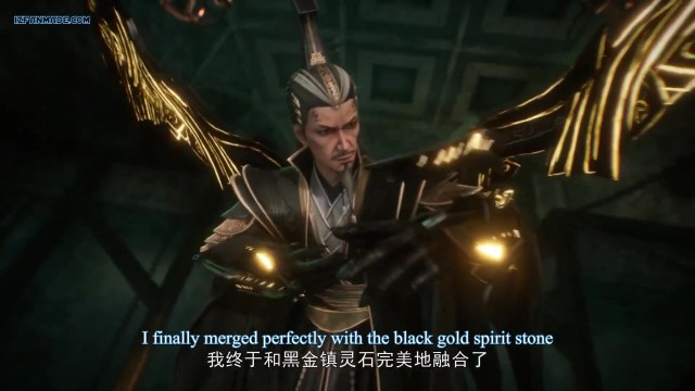 Wan Jie Chun Qiu-Spring and Autumn ( chinese anime donghua ) Episode 51 English Sub