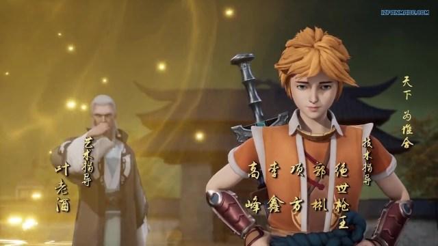 Yao Shen Ji - Tales of Demons and Gods Season 4 (chinese anime) episode 49 (episode 169) english sub