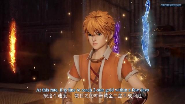 Yao Shen Ji - Tales of Demons and Gods Season 4 (chinese anime) episode 52 (episode 172) english sub (1)