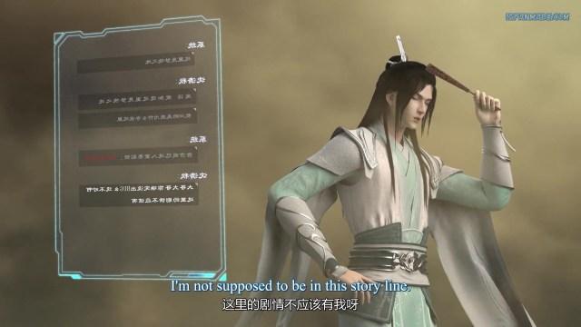 Chuan Shu Zijiu Zhinan - Scumbag System ( chinese anime donghua 2020 ) episode 06 english sub
