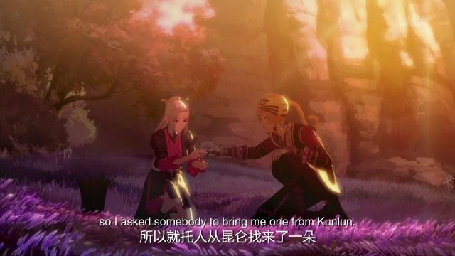 Jian Wang San Xia Gan Yi Dan Shen Jianxin - JX3 Chivalrous Hero Shen Jianxin ( chinese anime donghua ) Season 1 episode 07 english sub