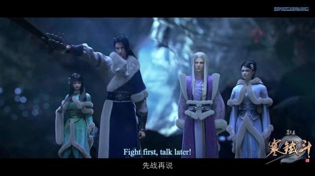 Mu Wang Zhi Wang Han Tie Dou - Great King of the Grave Season 2 (chinese anime donghua ) episode 19 ( ep39 ) english sub (6)
