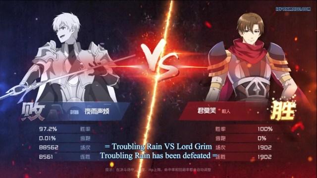 Quanzhi Gaoshou - The King's Avatar ( chinese anime donghua 2020 ) Season 2 episode 05 english sub