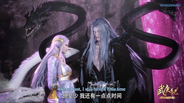 Wu Geng Ji - The Legend and the Hero (chinese anime donghua ) Season 3 Episode 41 english sub