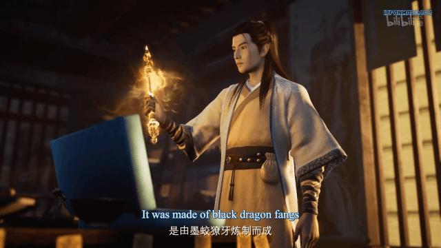 Fan Ren Xiu Xian Chuan - A Record of a Mortal's Journey to Immortality ( chinese anime donghua ) episode 17 english sub