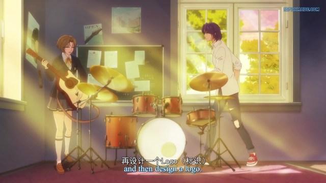 Music Up Reborn - Wo Wei Ge Kuang Season 2 ( chinese anime donghua 2020 ) episode 06 english sub