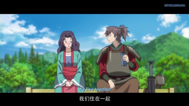 Qin Xia - The Warrior From Qin ( chinese anime donghua 2020 ) episode 06 english sub