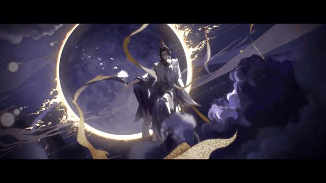 Tian Guan Ci Fu - Heaven Official's Blessing ( chinese anime donghua 2020 ) episode 05 english sub