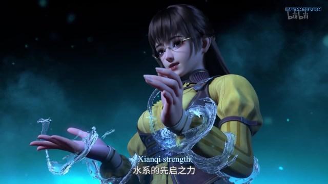 Xin Jue - Core Sense ( chinese anime donghua 2020 ) episode 06 english sub