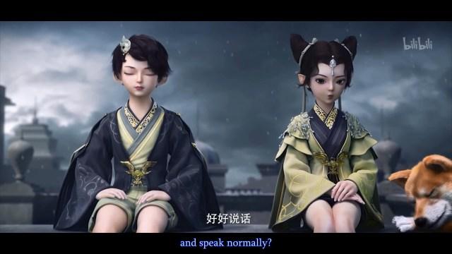 Meng Ta Xue Mi Cheng - Dream Tower ( chinese anime donghua ) episode 07- 12 english sub