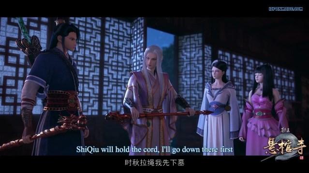 Mu Wang Zhi Wang Xuan Guan Si - Great King of the Grave Season 3 (chinese anime donghua ) episode 12 ( ep53 ) english sub