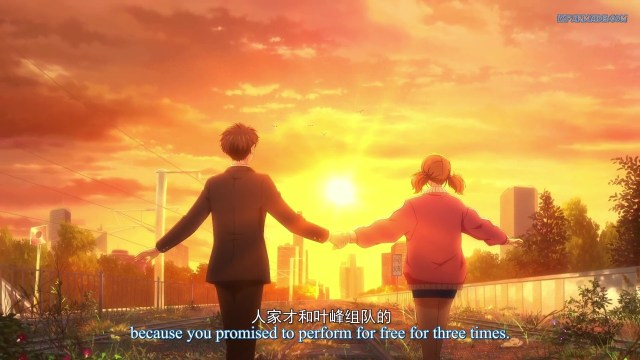 Music Up Reborn - Wo Wei Ge Kuang Season 2 ( chinese anime donghua 2020 ) episode 09 english sub