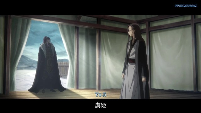 Qin Xia - The Warrior From Qin ( chinese anime donghua 2020 ) episode 10 english sub
