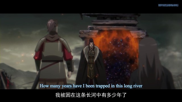Qin Xia - The Warrior From Qin ( chinese anime donghua 2020 ) episode 11 english sub