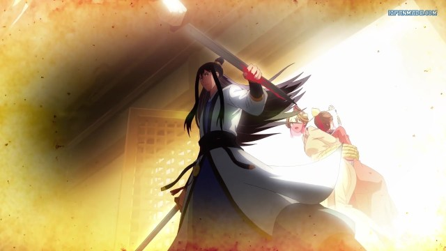 Shi Yi Chang An Ming Yue Ji Shi You - Memory of Chang'an ( chinese anime donghua 2020) episode 08 english sub