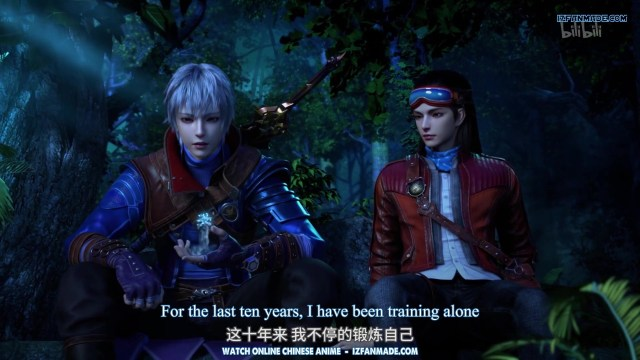 Xin Jue - Core Sense ( chinese anime donghua 2020 ) episode 10 english sub