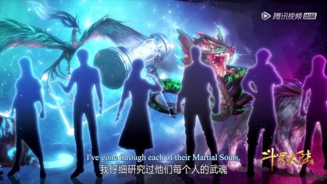 DouLuo DaLu – Douro Mainland – Soul Land 1 (chinese anime donghua ) Season 1 episode 04 english sub