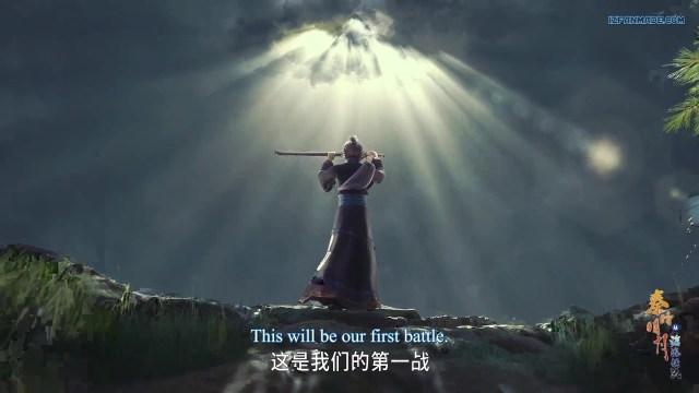Qin Shi Ming Yue Canghai Hengliu - The Legend of Qin ( chinese anime donghua 2020 ) Season 6 episode 17 english sub