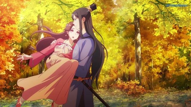 Shi Yi Chang An Ming Yue Ji Shi You - Memory of Chang'an ( chinese anime donghua 2020) episode 11 english sub