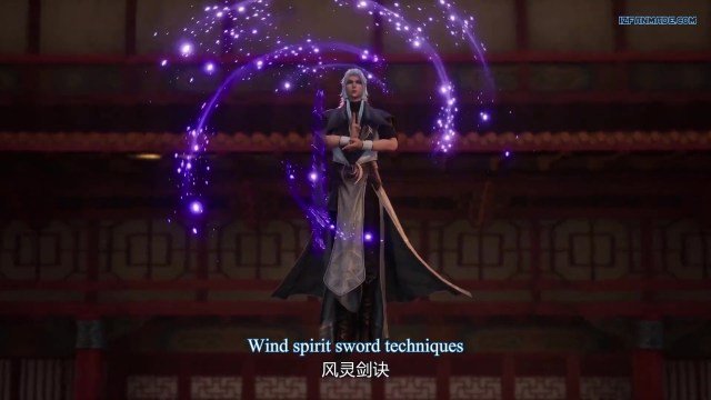 Liu Xing Huan Jian - Meteor Magic Sword (chinese anime donghua 2021 ) season 1 episode 10 english sub