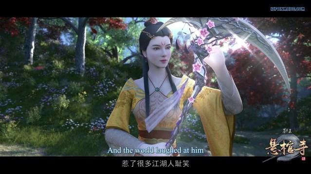 Mu Wang Zhi Wang Xuan Guan Si - Great King of the Grave Season 3 (chinese anime donghua ) episode 16 ( episode 57 ) english sub (2)