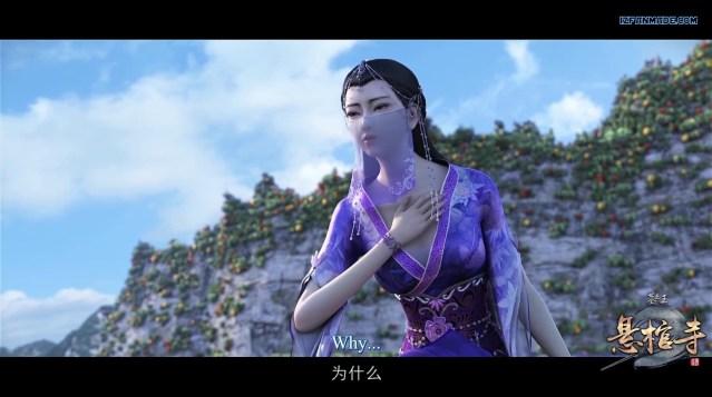 Mu Wang Zhi Wang Xuan Guan Si - Great King of the Grave Season 3 (chinese anime donghua ) episode 19 ( episode 60 ) english sub