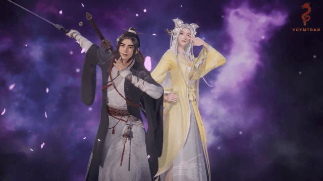 Xian Feng Jian YuLu - Chronicles of Everlasting Wind and Sword Rain ( chinese anime donghua ) episode 66 english sub