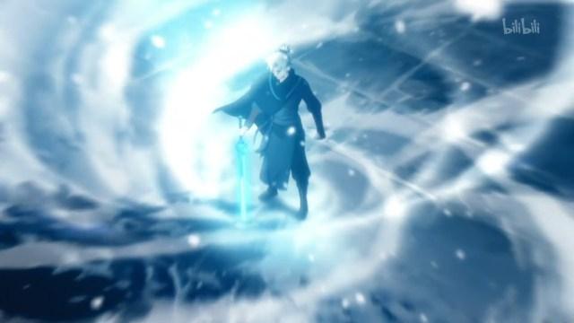 Jian Wang San Xia Gan Yi Dan Shen Jianxin - JX3 Chivalrous Hero Shen Jianxin ( chinese anime donghua ) Season 1 episode 12 english sub