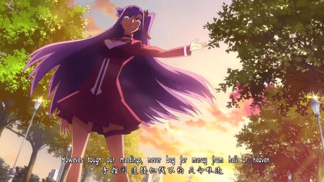 Wo De Ni Tian Shen Qi - My Holy Weapon (chinese anime | donghua ) episode 02 english sub