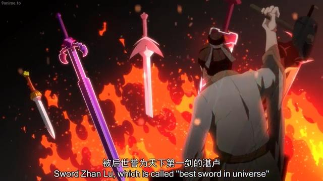 Wo De Ni Tian Shen Qi - My Holy Weapon (chinese anime donghua ) episode 05 english sub