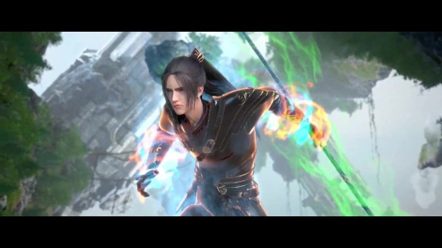 Xue Ying Ling Zhu - Snow Eagle Lord ( chinese anime donghua 2020 ) Season 2 episode 20 ( episode 50 ) english sub