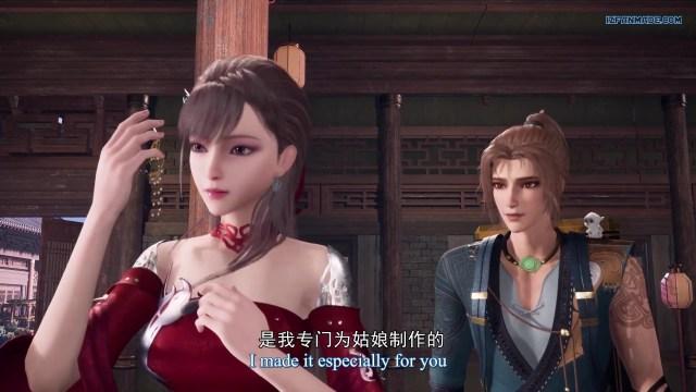 Chang An Huan Jie - Chang'an Magic Street (chinese anime donghua ) episode 28 english sub