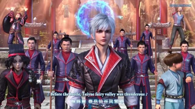 Da Shen Xian - I Am A Great God ( chinese anime donghua ) episode 24 english sub (3)