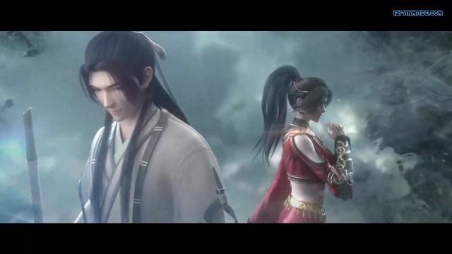 Shan He Jian Xin – Thousand Autumns (chinese anime donghua ) episode 14 english sub