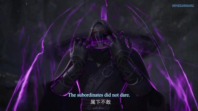 Wan Jie Qi Yuan - Incomparable Demon King ( chinese anime donghua ) episode 34 english sub
