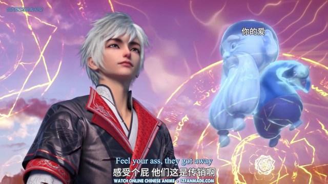 Da Shen Xian - I Am A Great God ( chinese anime donghua ) episode 30 english sub