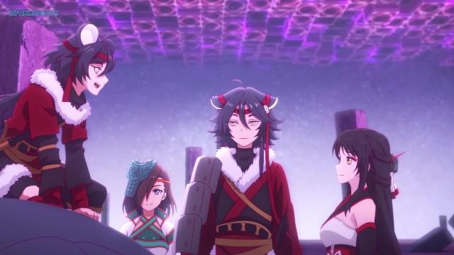 Mi Bao Zhi Guo - The Country of Rare Treasure ( chinese anime donghua ) episode 05 english sub
