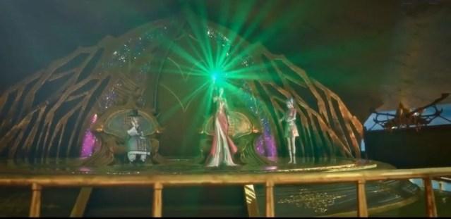 Si Hai Jing Qi - Beyond The Ocean ( chinese anime | donghua ) season 02 episode 10 ( episode 22 ) english sub