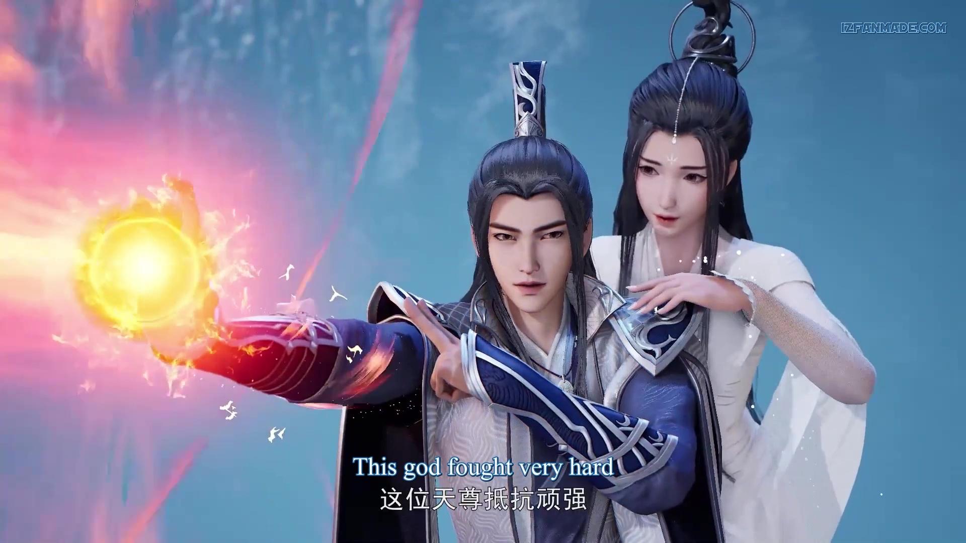 Wan Jie Du Zun - Ten Thousand Worlds (chinese anime donghua ) episode 12 english sub