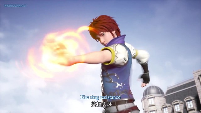 Wan Jie Fa Shen - God of All Realms - God of All World ( chinese anime donghua ) episode 49 english sub