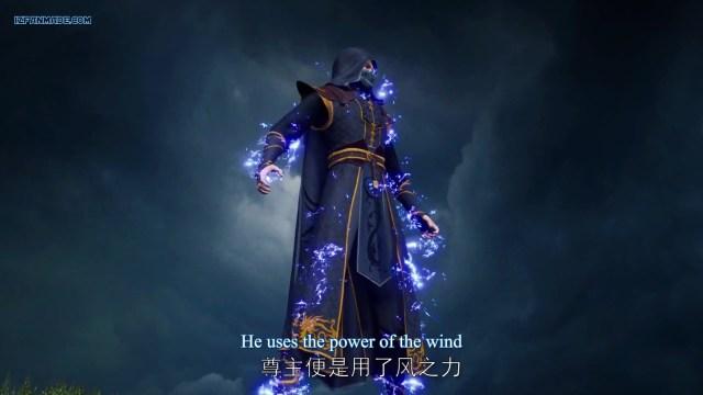 Wei Wo Du Shen - I am the only god (chinese anime donghua ) episode 33 english sub