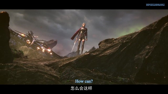 Xing Hai Qishi - Knights on Debris ( chinese anime donghua ) episode 08 english sub