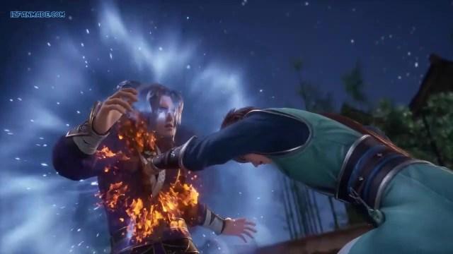 Xing Wu Shen Jue - Star Martial God Technique (chinese anime donghua ) episode 38 english sub