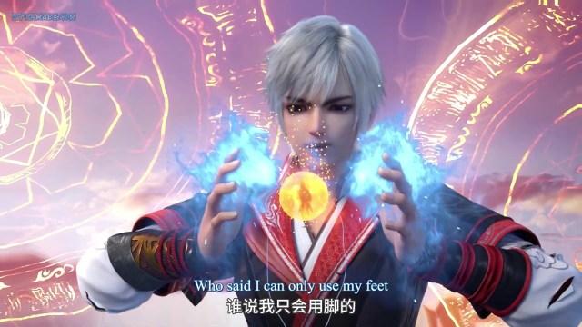 Da Shen Xian - I Am A Great God ( chinese anime donghua ) episode 32 english sub