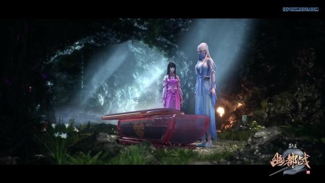Mu Wang Zhi Wang You Du Zhan - Great King of the Grave Season 4 (chinese anime donghua ) episode 17 ( episode 78 ) english sub