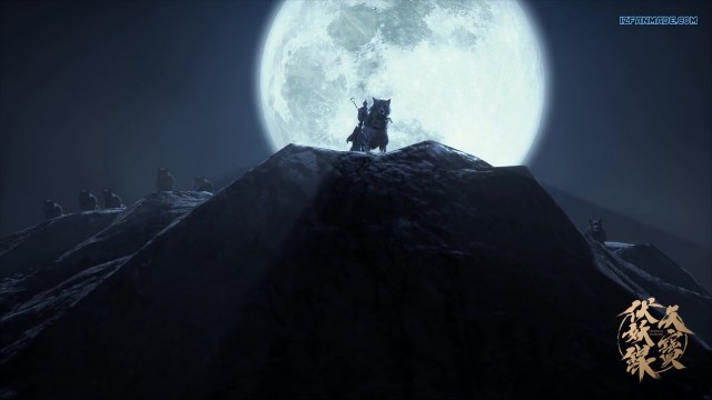 Tian Bao FuYao Lu - Legend of Exorcism ( chinese anime donghua ) episode 21 english sub