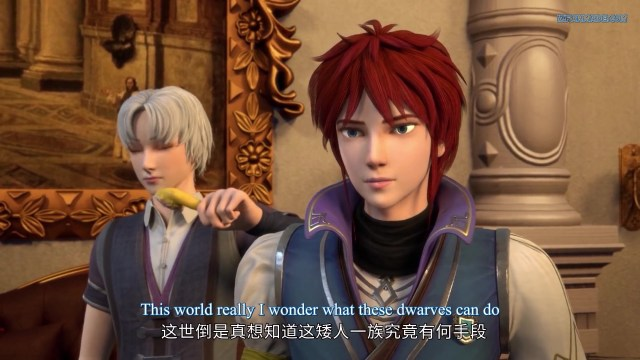 Wan Jie Fa Shen - God of All Realms - God of All World ( chinese anime donghua ) episode 51 english sub