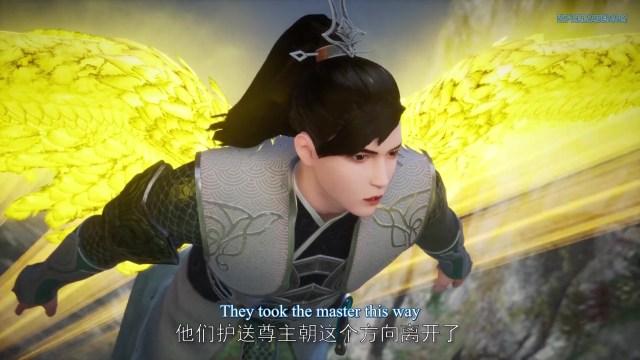 Wei Wo Du Shen - I am the only god (chinese anime donghua ) episode 39 english sub